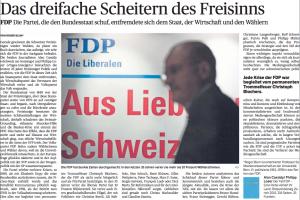 Rezension Aargauer Zeitung - 4.5.2015